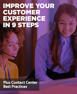 Improve Your Customer Experience in 9 Steps