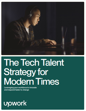 The Tech Talent Strategy for Modern Times
